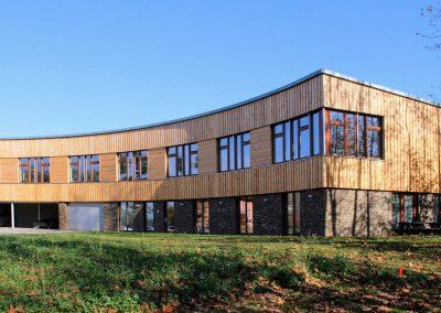 Administrativní budova Lesní správy – Choceň