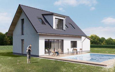 Klasický dům K126