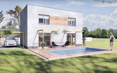 Moderní dům M102