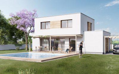 Moderní dům M103