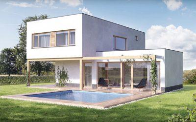 Moderní dům M145