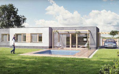 Moderní dům M98